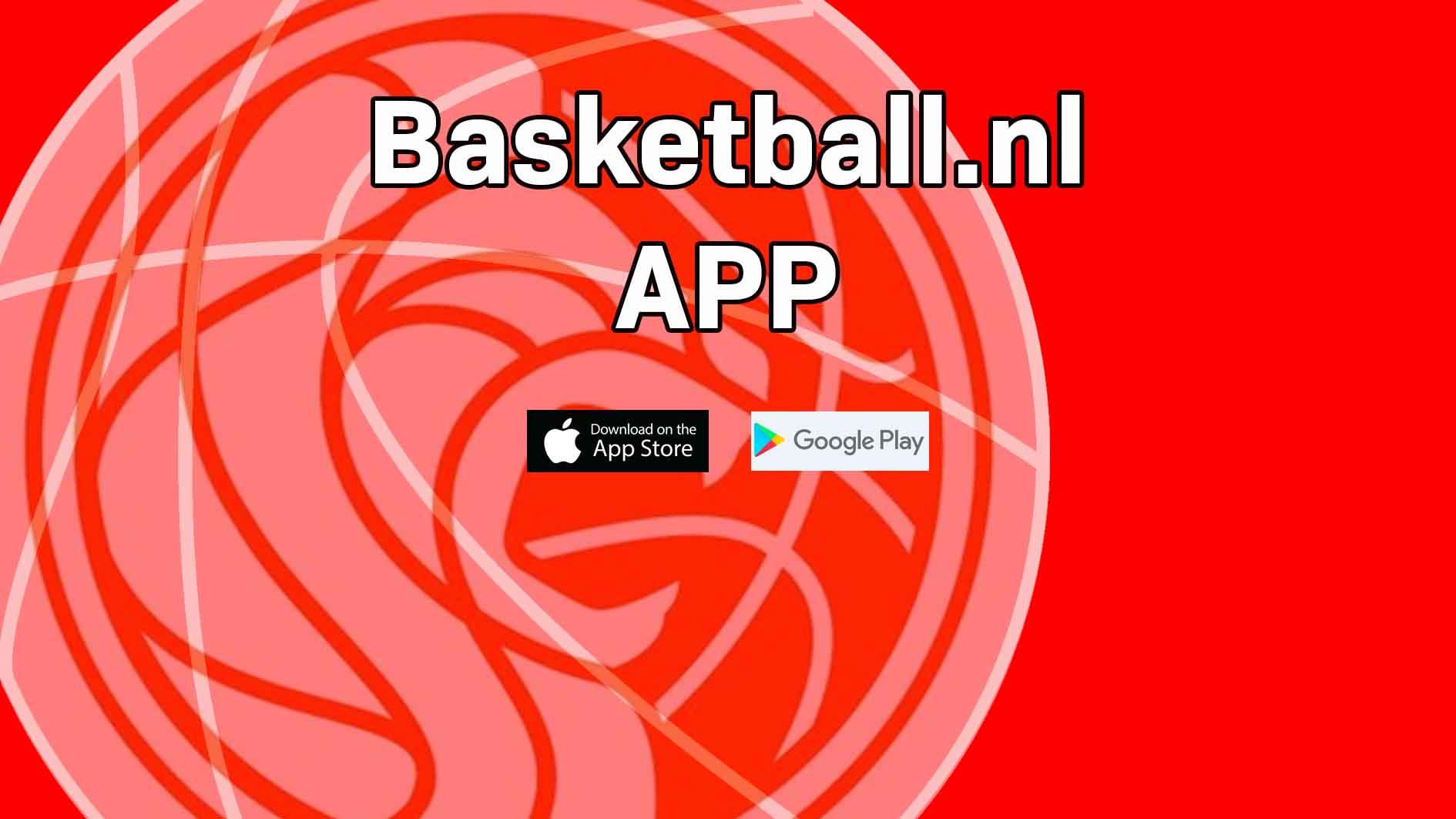 Basketball.nl Wedstrijd app